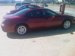 Sleeper713 2001 Pontiac Grand Prix