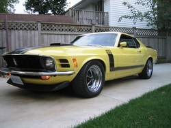 delar777s 1970 Ford Mustang