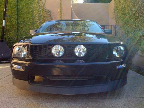 ShaneHale's 2005 Ford Mustang