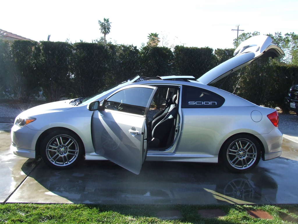 matt tc 2007 scion tc specs photos modification info at. Black Bedroom Furniture Sets. Home Design Ideas