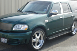 tym2fitns 1999 Ford Expedition