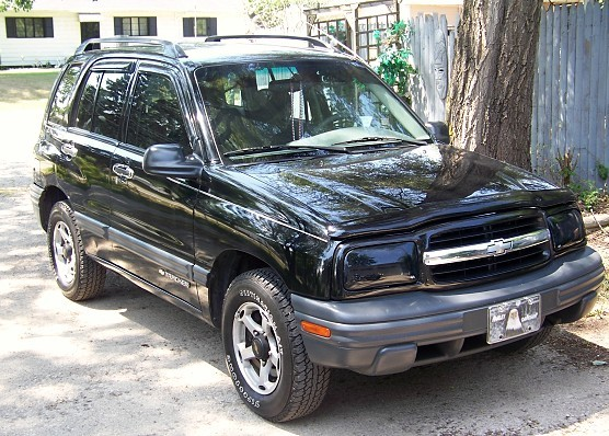 spacecase242 2000 Chevrolet Tracker Specs Photos Modification