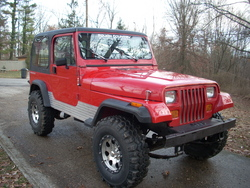 JJ1027s 1992 Jeep Wrangler