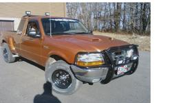 DangrRangr3Ls 2000 Ford Ranger Regular Cab