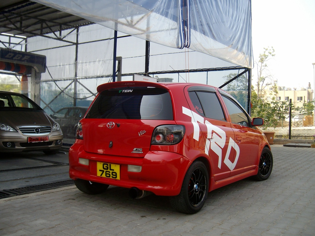 Another rsGL769 2001 Toyota Vitz post... - 12435998