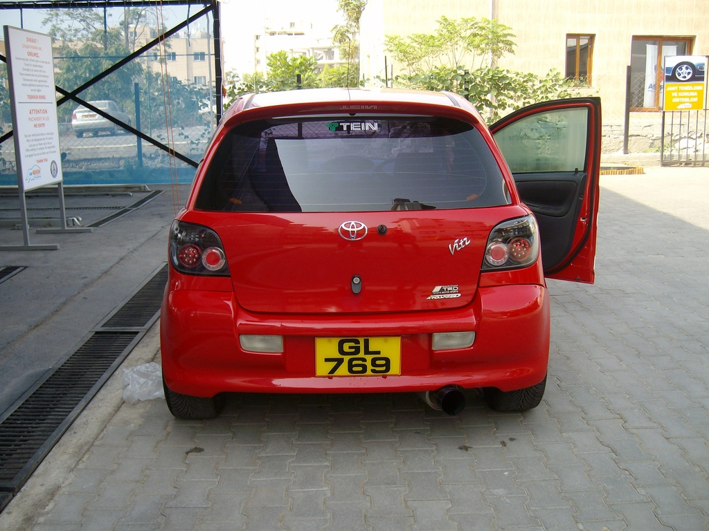 Another rsGL769 2001 Toyota Vitz post... - 12435999