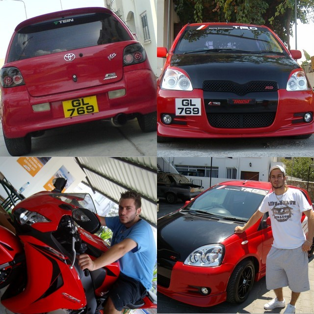 Another rsGL769 2001 Toyota Vitz post... - 12436000