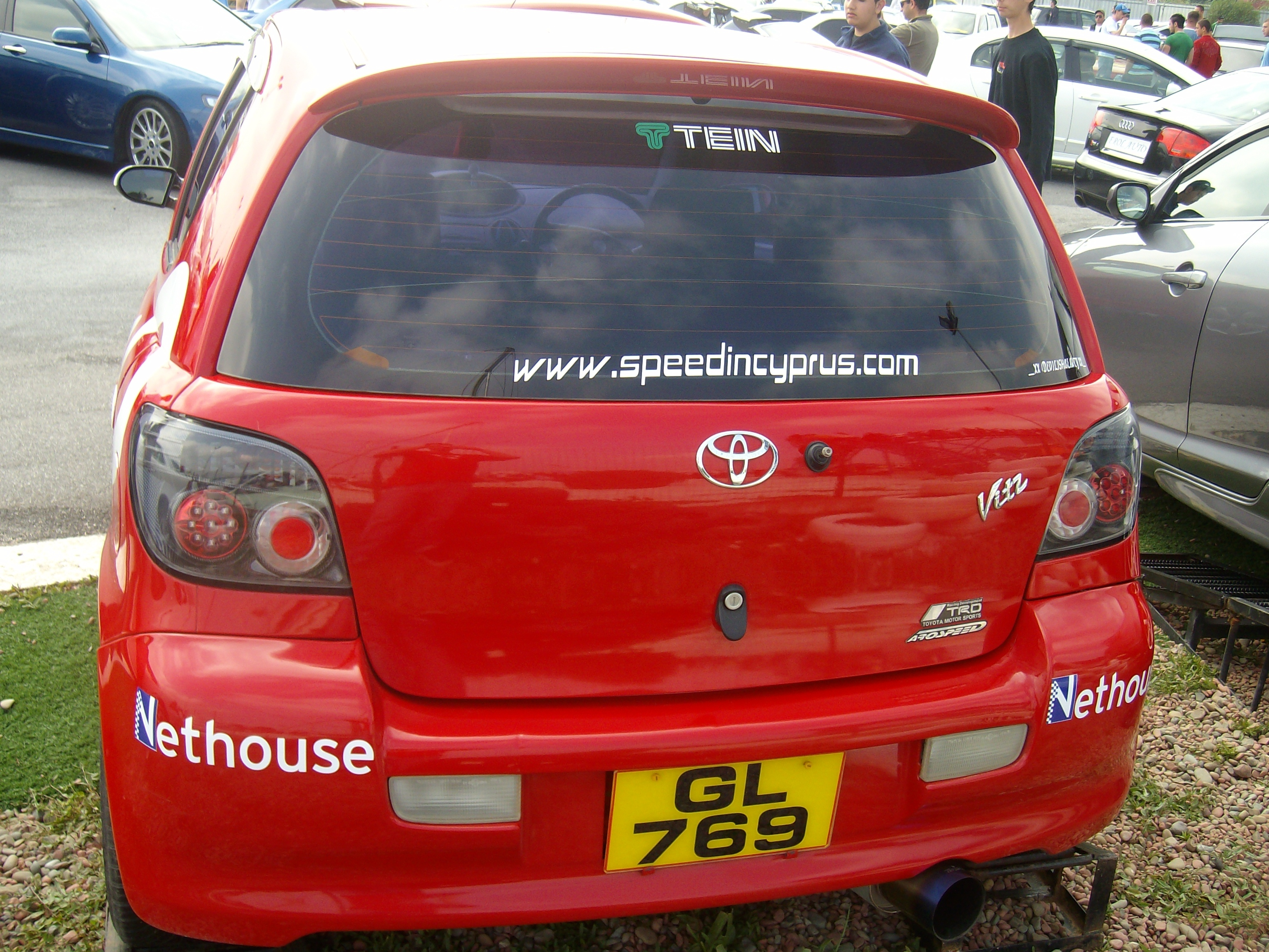 Another rsGL769 2001 Toyota Vitz post... - 12436005