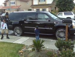 Badd340s 2008 Cadillac Escalade