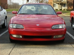 firefighter_hahns 1993 Mazda MX-6 