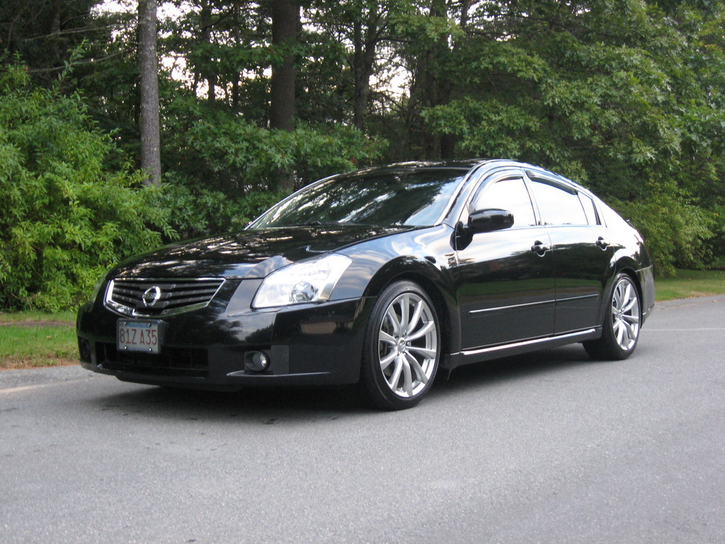 Another 6thgenblackmaxx 2007 Nissan Maxima post... - 12435797