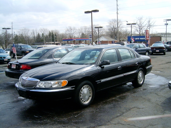 olschools10 39 s 1998 lincoln continental in hudson oh. Black Bedroom Furniture Sets. Home Design Ideas