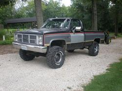 evilwheelers 1986 GMC Sierra 1500 Regular Cab