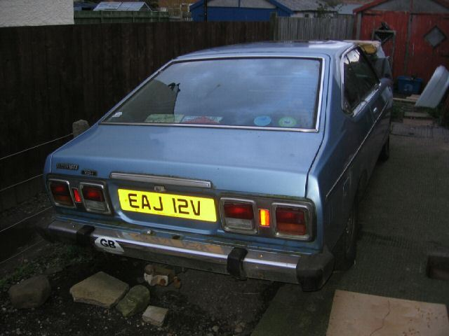 Another donegaljohn160 1979 Datsun 710 post... - 13542598