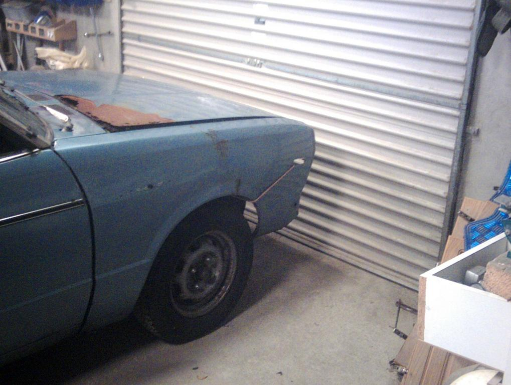 Another donegaljohn160 1979 Datsun 710 post... - 13542601