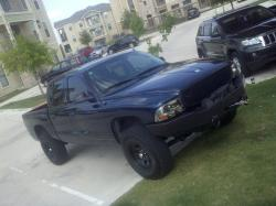 Nlroses 2002 Dodge Dakota Quad Cab