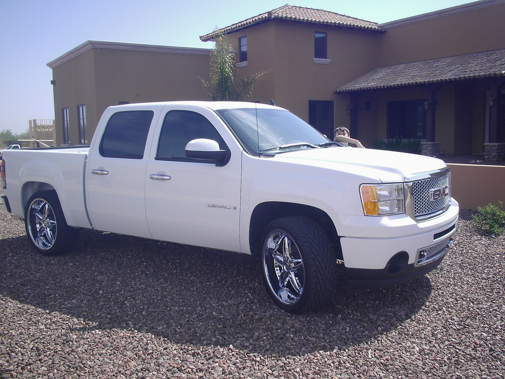 1badassride 2007 gmc sierra 1500 regular cab specs photos. Black Bedroom Furniture Sets. Home Design Ideas