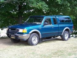 1993 Ford Ranger-Super-Cab