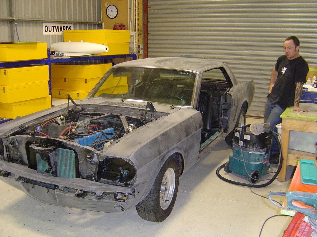 Another KiwiLincoln 1965 Ford Mustang post... - 12443824
