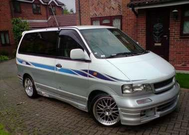 LARGO-KIT's 1997 Nissan Van