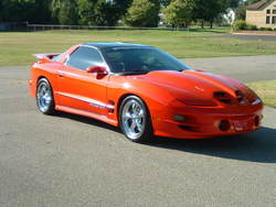 PDQBowties 1998 Pontiac Trans Am