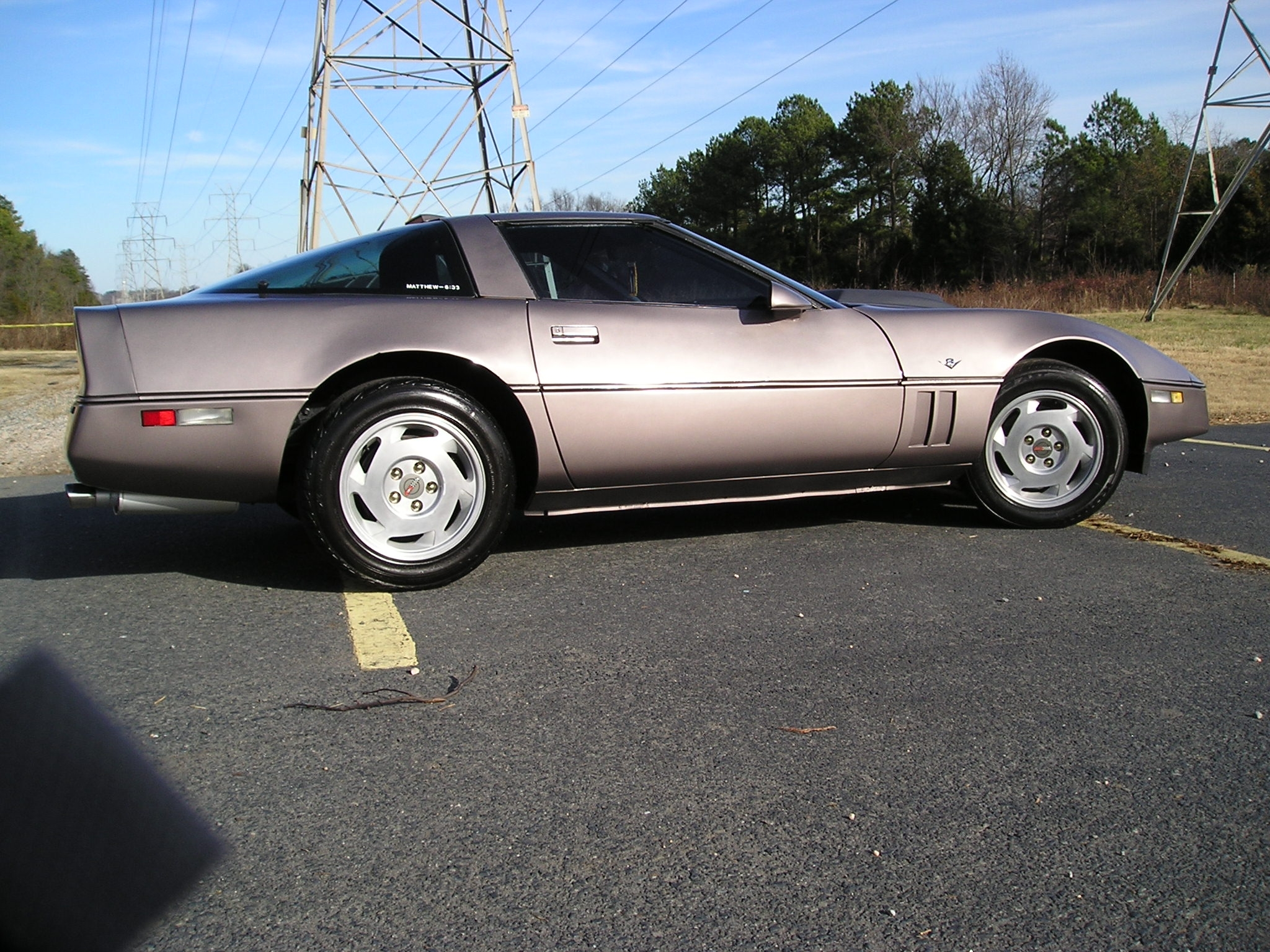 Another walteryoung 1988 Chevrolet Corvette post... - 12442079