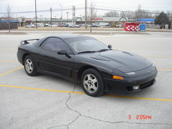 BruceWayne07s 1993 Mitsubishi 3000GT