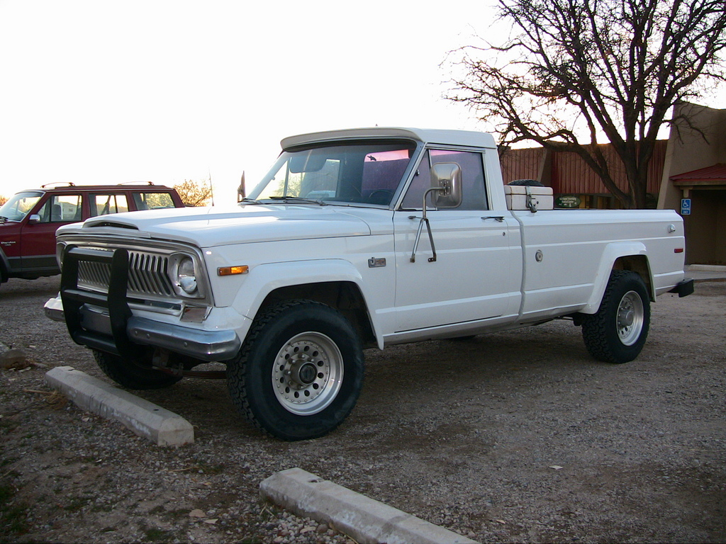 Shaneblocker 1976 Jeep J20 Specs Photos Modification