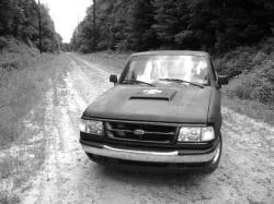 Z3CHYDs 1997 Ford Ranger Regular Cab