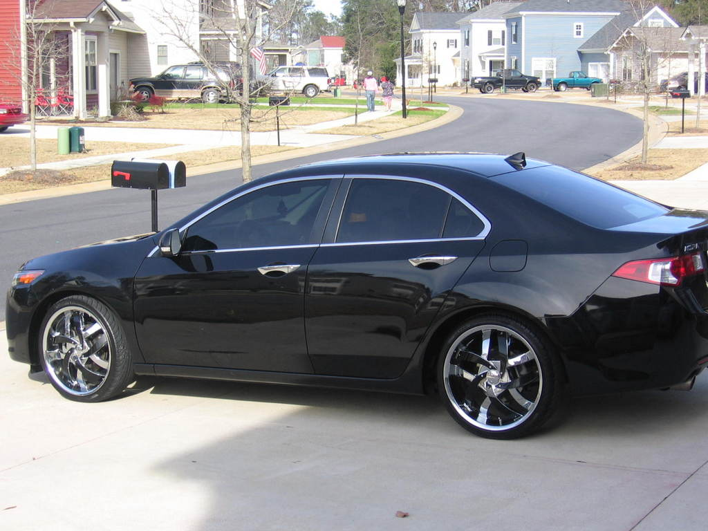 Blaksmoke 2009 Acura Tsx Specs Photos Modification Info