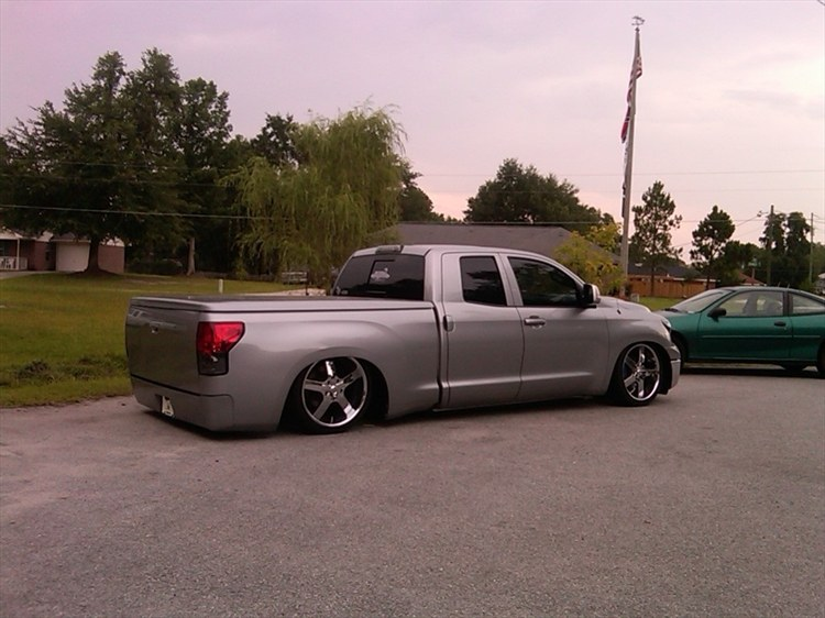 Pics Of Your Lowered Tundras