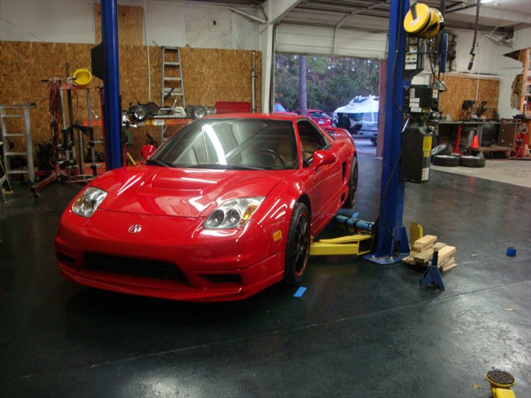 Another NSXTurbo03 2003 Acura NSX post... - 12472569