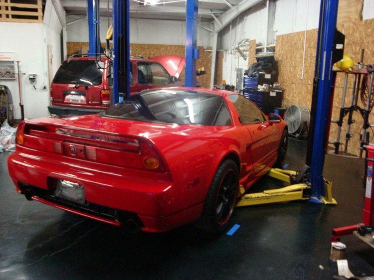 Another NSXTurbo03 2003 Acura NSX post... - 12472577