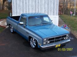 nontypical69 1984 GMC Sierra (Classic) 1500 Regular Cab