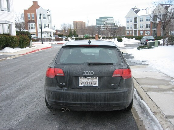 Another piknockout 2007 Audi A3 post... - 9489276