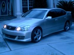 antwaans 2003 Lexus GS