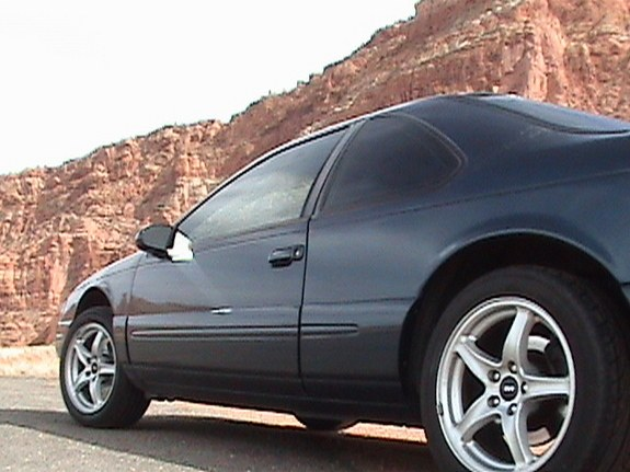 9597BIRD 1997 Ford Thunderbird