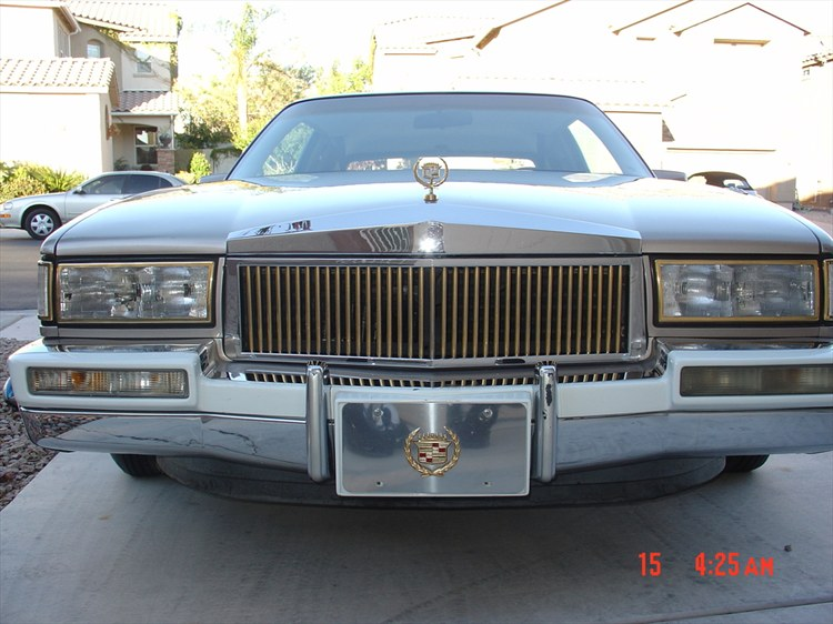 Another Clac01 1989 Cadillac DeVille post... - 9489831