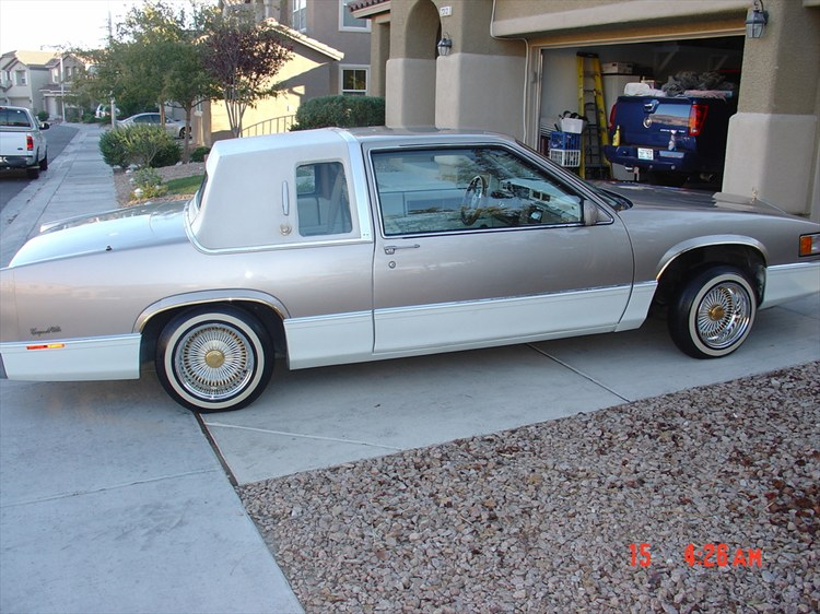 Another Clac01 1989 Cadillac DeVille post... - 9489833