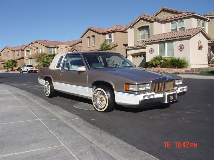 Another Clac01 1989 Cadillac DeVille post... - 9489840