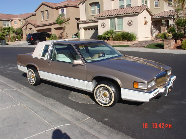 Another Clac01 1989 Cadillac DeVille post... - 9489841