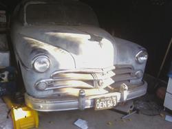 soursaul182 1950 Dodge Wayfarer
