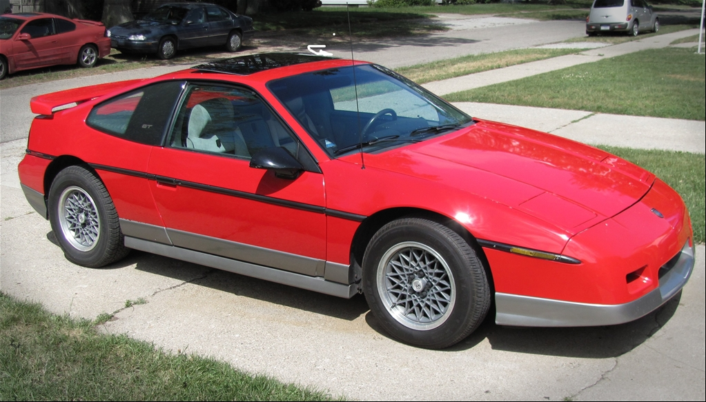 1986 Pontiac Fiero - Muskegon, MI owned by timgray Page:1 at ...
