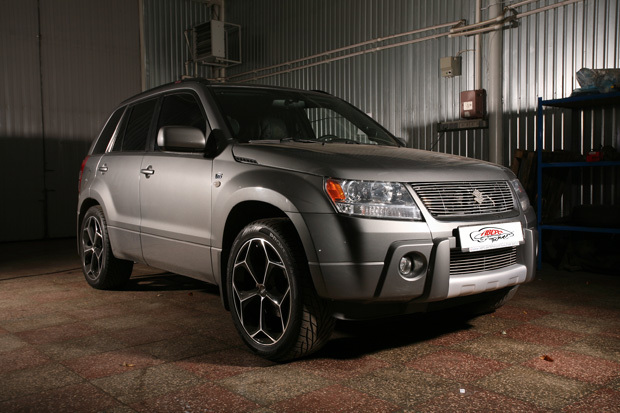 Viper Cs 2007 Suzuki Grand Vitara Specs Photos