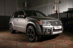 viper_cs 2007 Suzuki Grand Vitara