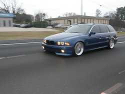 snosk8lukes 2001 BMW 5 Series