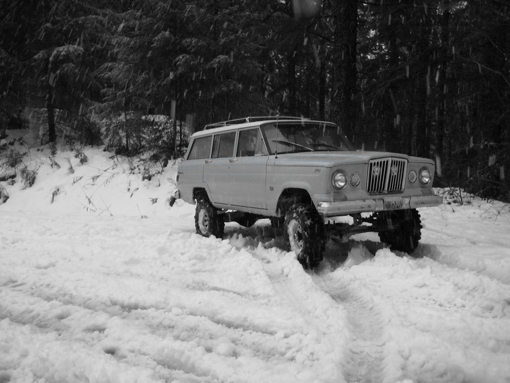 Another CSTAUB 1965 Jeep Wagoneer post... - 12447381