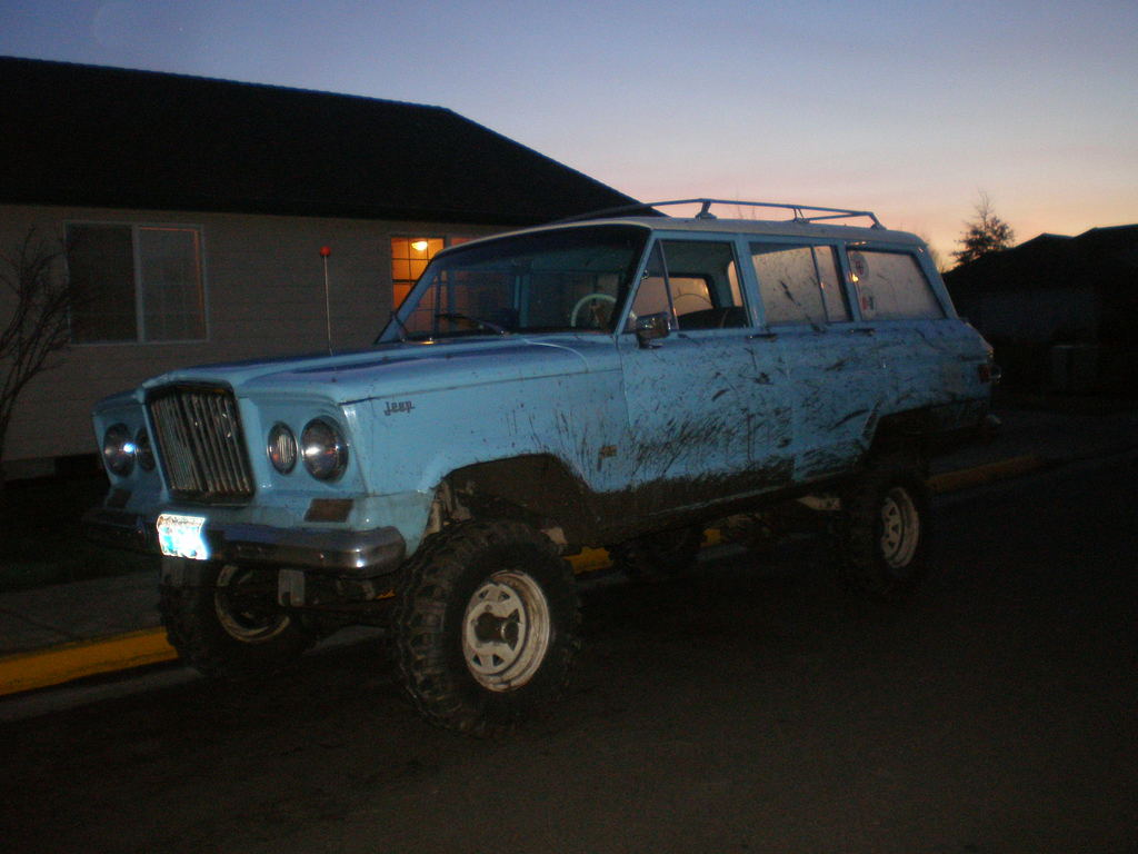 Another CSTAUB 1965 Jeep Wagoneer post... - 12447384