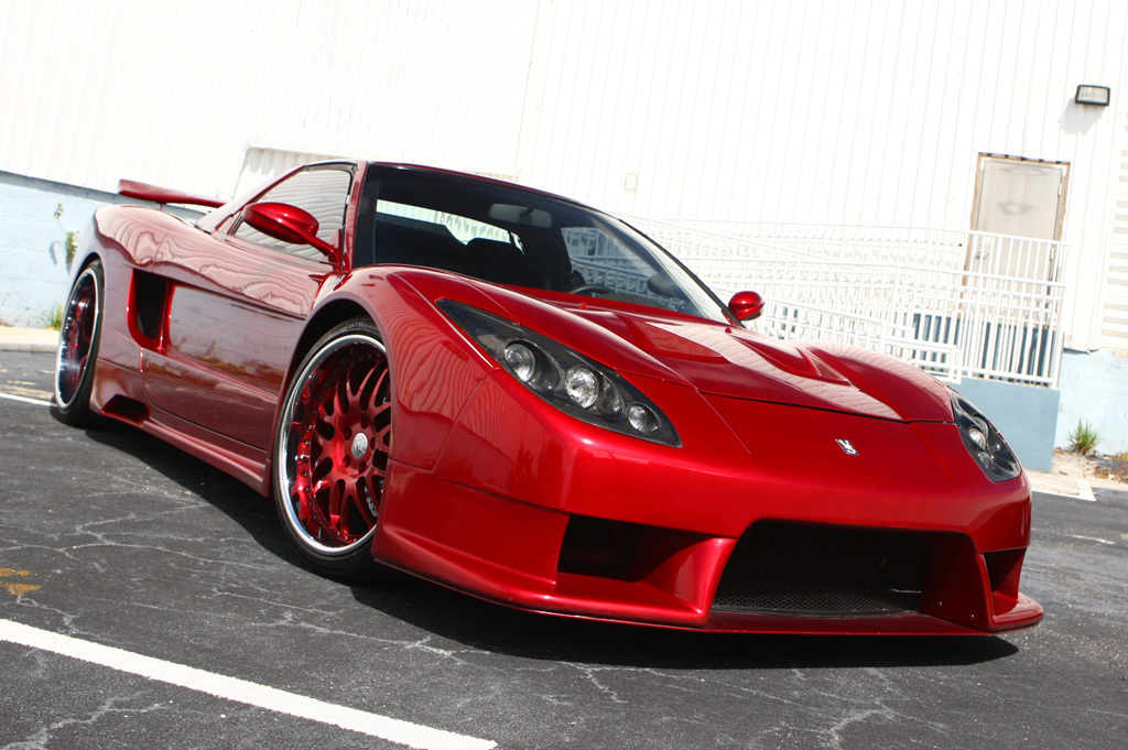 iforged-1 1995 Acura NSX Specs, Photos, Modification Info ...