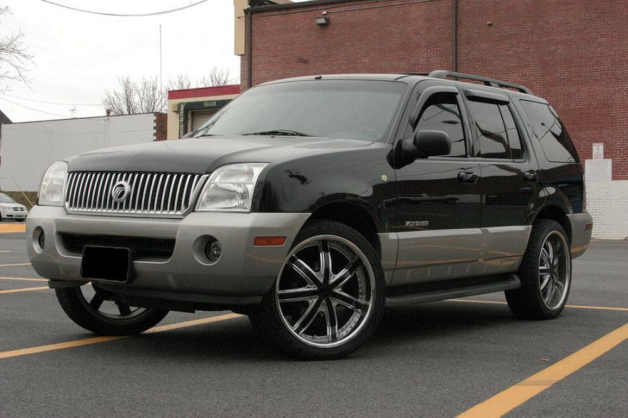Stcl16 2002 Mercury Mountaineer Specs Photos Modification Info At Cardomain